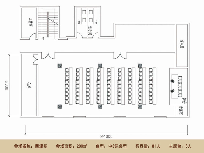 Xijin Conference Room Plan Yongkanghotel Official Website